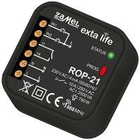 Zamel Exta life - radiowy odbiornik dopuszkowy 1-kanałowy rop-21 (5903669207184)