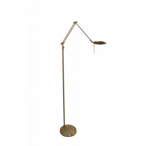 Steinhauer Tamara Lampa stojąca LED Brązowy, 1-punktowy - Nowoczesny - Obszar wewnętrzny - Tamara - Czas dostawy: od 2-3 tygodni