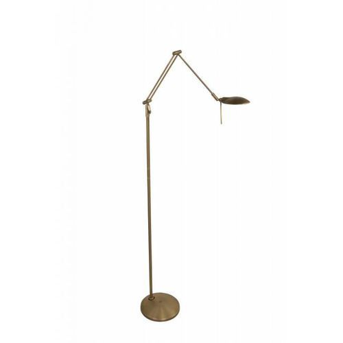 Steinhauer Tamara Lampa stojąca LED Brązowy, 1-punktowy - Nowoczesny - Obszar wewnętrzny - Tamara - Czas dostawy: od 4-8 dni roboczych