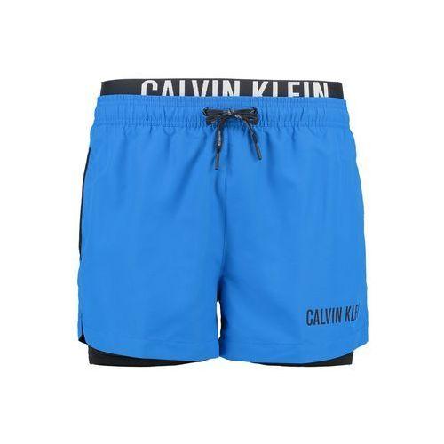 Calvin Klein Swimwear JAMMER COMBI Szorty kąpielowe electric blue lemonade