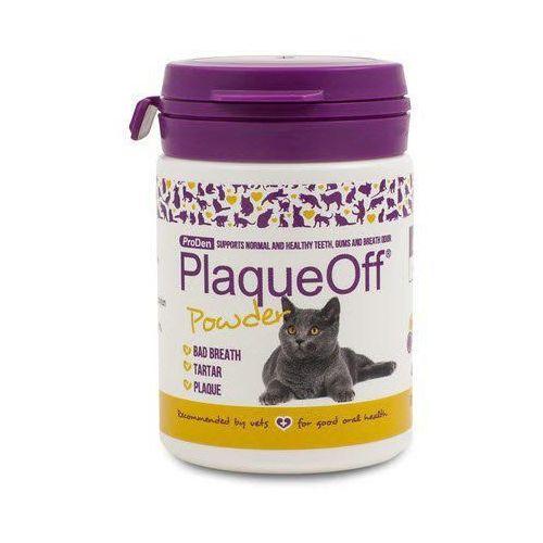 (bez zařazení) Alavis plaqueoff proszek dla kotów - 40g