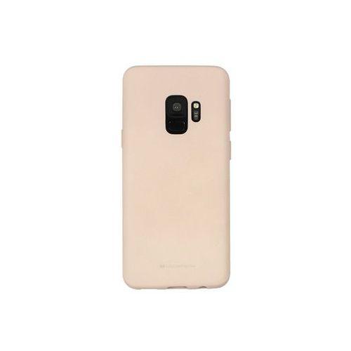 Samsung Galaxy S9 - Mercury Goospery Soft Feeling - piaskowy róż