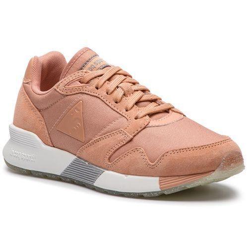 Sneakersy - omega x w metallic 1820078 dusty coral/old silv marki Le coq sportif