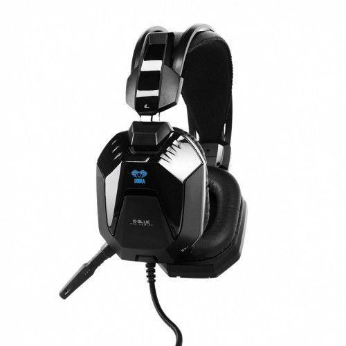 Słuchawki z mikrofonem E-BLUE Cobra H 948 Gaming czarne