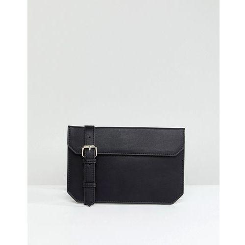 flat bum bag - black marki Asos
