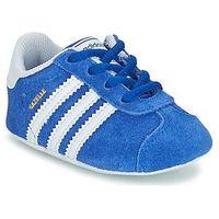 Trampki niskie adidas GAZELLE CRIB, kolor niebieski