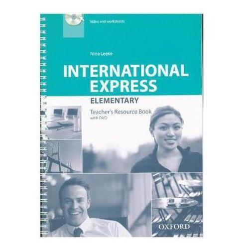 International Express Elementary 3rd Edition. Książka Nauczyciela + DVD