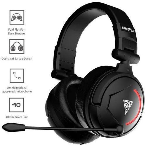 Gamdias Hephaestus II Stereo Lightning - Słuchawki stereofoniczne dla graczy z mikrofonem (USB) DARMOWA DOSTAWA