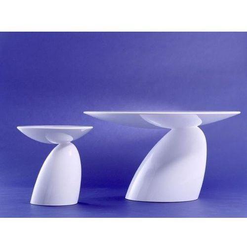 Stół FUNGO GRANDE biały - włókno szklane (5900168808584)