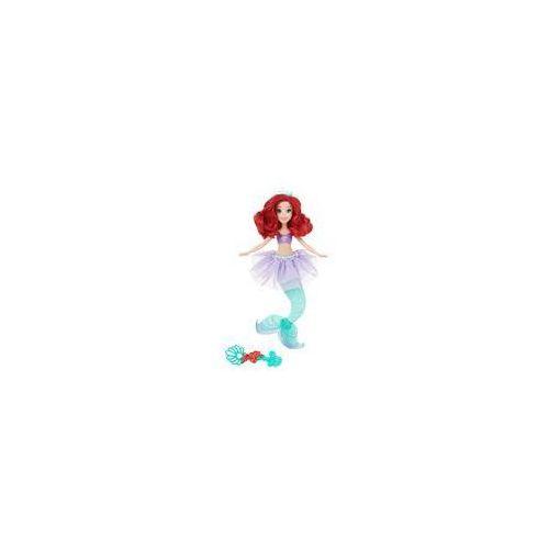 OKAZJA - Wodna Księżniczka Disney Princess Hasbro (Arielka) z kategorii Pozostałe lalki i akcesoria