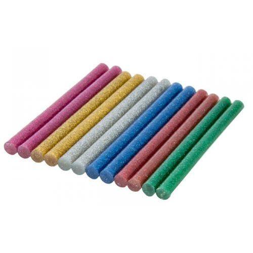 Klej topliwy uniwersalny mix kolorów brokat marki Dedra exim sp z.o.o.