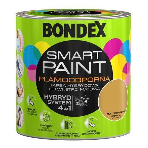 Farba hybrydowa Bondex Smart Paint musztarda przed obiadem 2 5 l