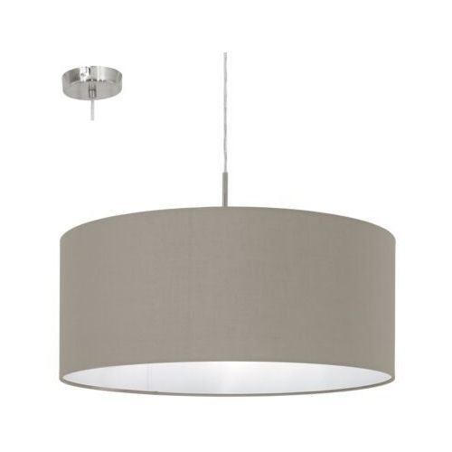Eglo 31576 - Lampa wisząca PASTERI 1xE27/60W/230V (9002759315764)