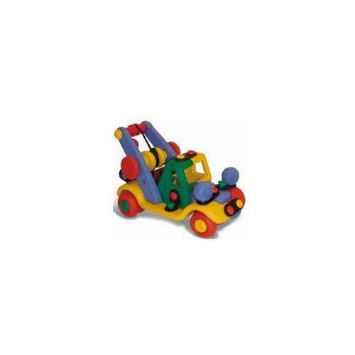 Zestaw do składania mic-o-mic wesoły konstruktor mały samochód holowniczy marki Mic-o-mic - zabawki konstrukcyjne