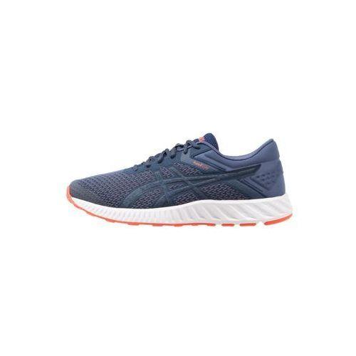 Asics  fuzex lyte 2 obuwie do biegania treningowe insignia blue/cherry tomato (4549846245351)