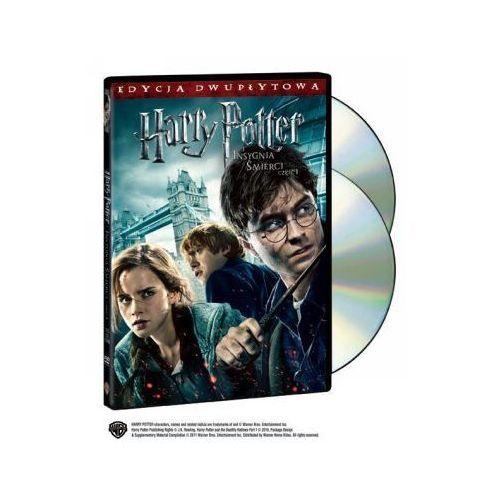 HARRY POTTER I INSYGNIA ŚMIERCI:CZ I(2D) GALAPAGOS Films 7321909288065 - produkt z kategorii- Filmy science fiction i fantasy