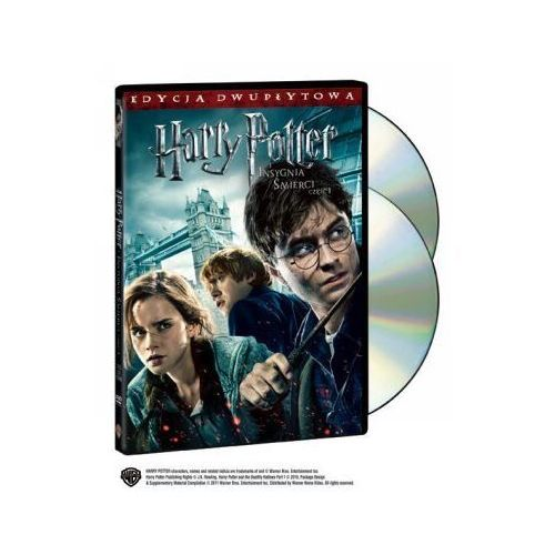 HARRY POTTER I INSYGNIA ŚMIERCI:CZ I(2D) GALAPAGOS Films 7321909288065 - produkt z kategorii- Filmy science fiction i fantasy
