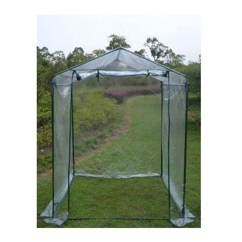 Szklarnia ogrodowa 150x150x200 + darmowy transport! marki Bioogród