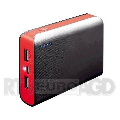 Platinet PMPB6BR 6000 mAh (czarno-czerwony)