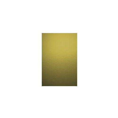 Papier samoprzylepny A4 Złoty Metal Mat 10 szt
