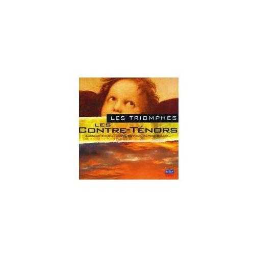 Decca Triomphes - contre tenors