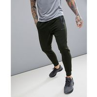 skinny tapered training joggers - green, Asos 4505, XS-XL