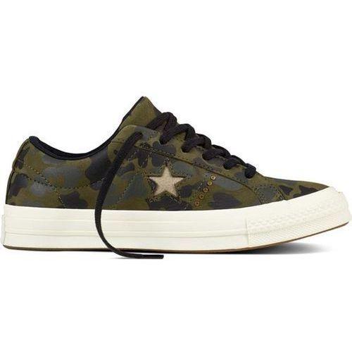 Converse 159703 ONE STAR GOLD CAMO - Buty Trampki
