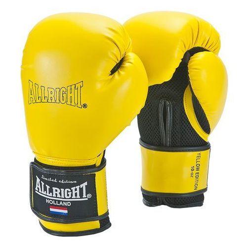 Rękawice bokserskie  limited pvc (3 kolory) marki Allright