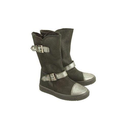 BARTEK 94413-12R czarny, kozaki dziecięce, rozmiary: 27-32, kolor czarny