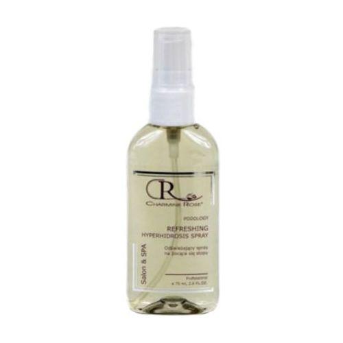 refreshing hyperhidrosis spray odświeżający spray na pocące się stopy (gh2511) wyprodukowany przez Charmine rose