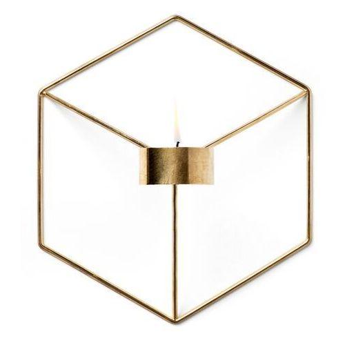 Świecznik ścienny Menu POV brass, 4766839-X