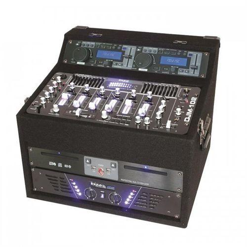 Ibiza Dj1000mkii stacja dj cd mp3 usb aux