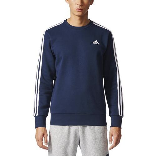 adidas Performance ESSENTIALS CREW Bluza collegiate navy/white (4058032105923)