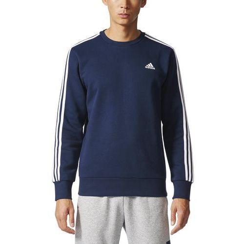 adidas Performance ESSENTIALS CREW Bluza collegiate navy/white
