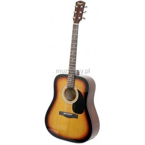 Fender Squier SA105 SB gitara akustyczna