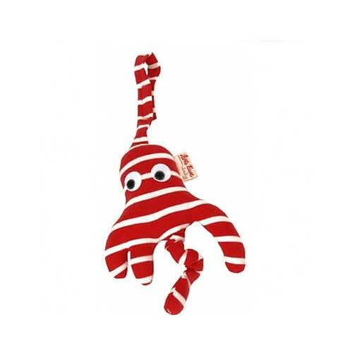 Käthe kruse KÄthe kruse przywieszka do fotelika octopussi kolor czerwony (4030936747645)