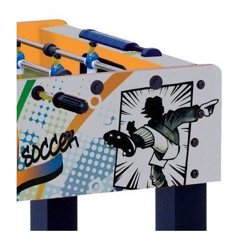 Stolik piłkarski garlando f-1 drążki teleskopowe marki Garlando (italien)