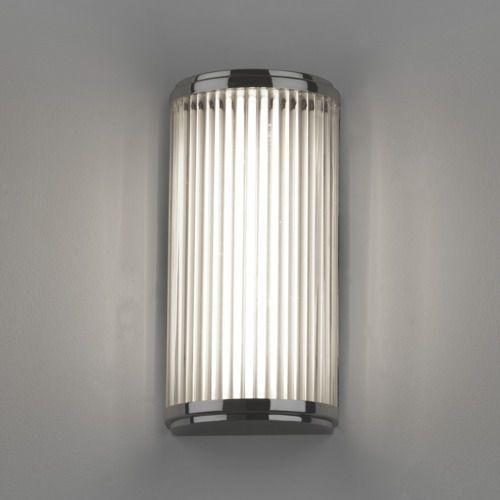 Kinkiet versailles 250 led polerowany chrom (7837 -  lighting) wyprodukowany przez Astro