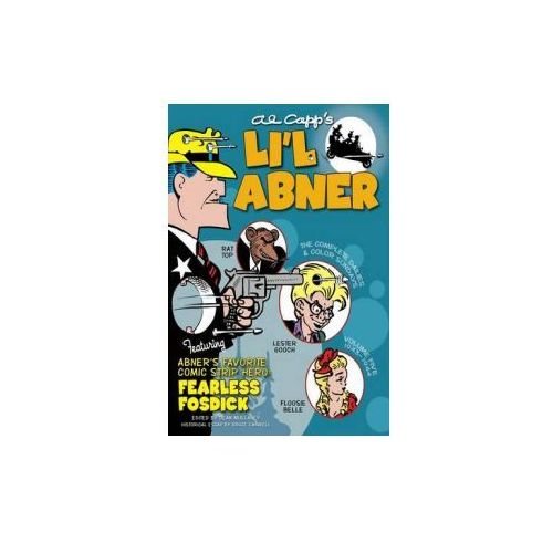 Li'l Abner The Complete Dailies And Color Sundays, Vol. 5 1943-1944