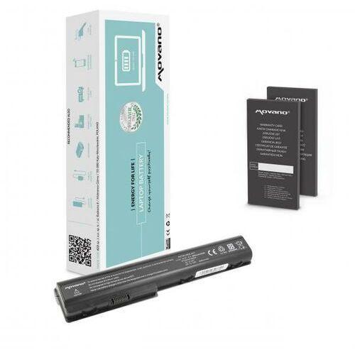 akumulator / bateria replacement HP COMPAQ dv7, hdx18 (6600mAh)