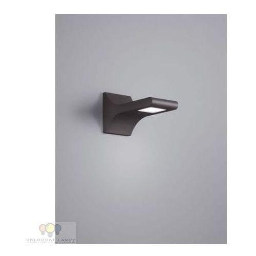 Trio YUKON zewnętrzny kinkiet LED Stal nierdzewna, 2-punktowe - 200 Lumenów - Nowoczesny/Design - Obszar zewnętrzny - YUKON - 3000 Kelwin, 220460142