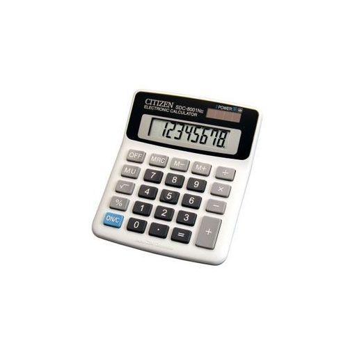 kalkulator sdc-8001nii marki Citizen