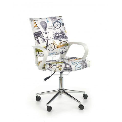 Fotel młodzieżowy ibis paris - gwarancja bezpiecznych zakupów - wysyłka 24h marki Halmar