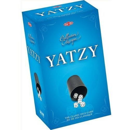 Tactic Gra collection classic yatzy 40398 (6416739403984)