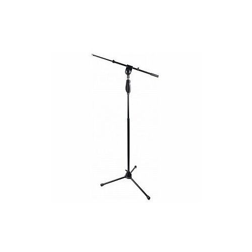 Ibiza sound Statyw mikrofonowy ibiza sm006bk czarny (5420047123107)
