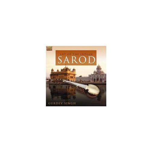 Art Of The Indian Sarod (5019396204225)