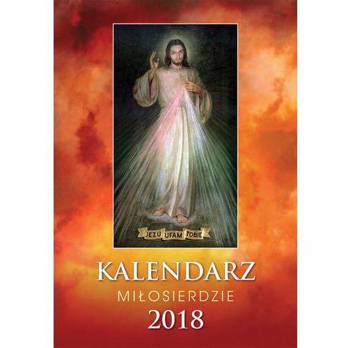 Kalendarz 2018 - wiszący Miłosierdzia Bożego
