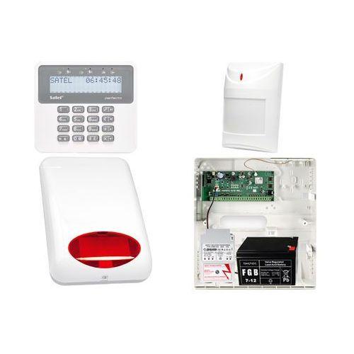 Satel set Zestaw alarmowy: płyta główna perfecta 16 wrl + manipulator prf-lcd + 1x czujnik ruchu + akcesoria