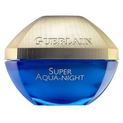 super aqua night recovery balm 50ml w krem do twarzy tester marki Guerlain