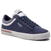 Sneakersy PEPE JEANS - North Court PMS30530 Navy 595, w 5 rozmiarach
